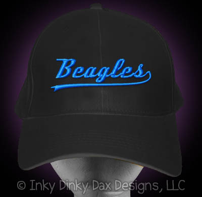 Embroidered Beagle Hat