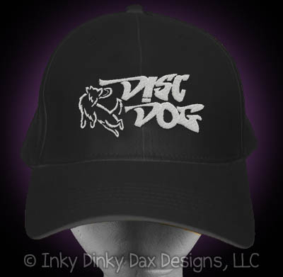 Graffiti Disc Dog Hat