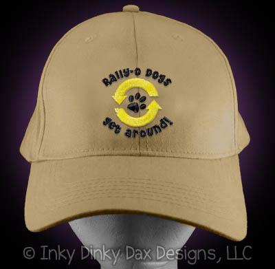 Cool Rally-O Hat