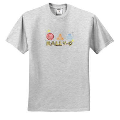 Artistic Rally Obedience Embroidered TShirt