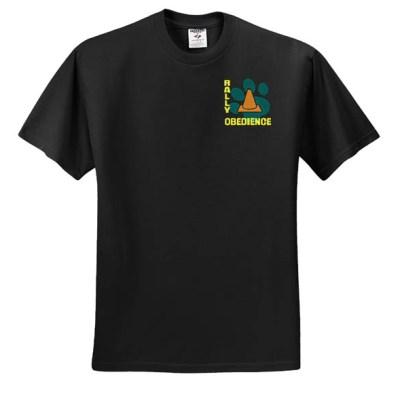Embroidered Rally-O T-shirt