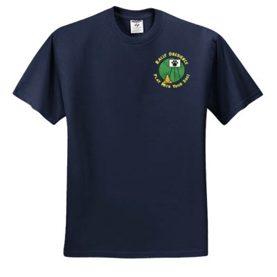 Embroidered Rally-O Shirt