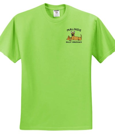 Malinois Rally-O T-Shirt