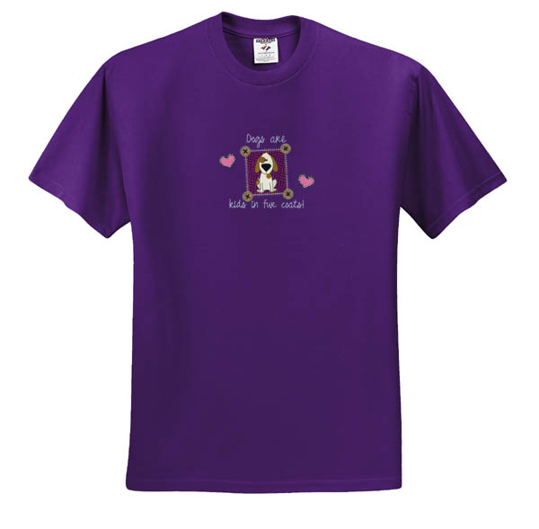 Country Style Dog T-Shirt