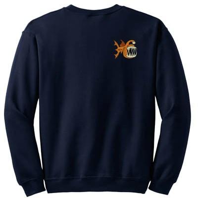 Embroidered Angler Sweatshirt