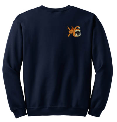 Embroidered Angler Sweatshirt