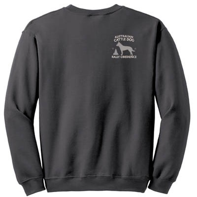 Australian Cattle Dog Rally Obedience Apparel