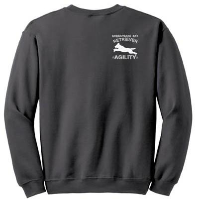 Chessie Agility Embroidered Sweatshirt