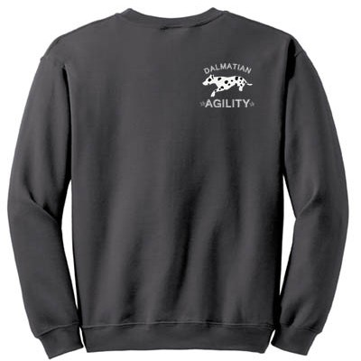 Agility Dalmatian Sweatshirt