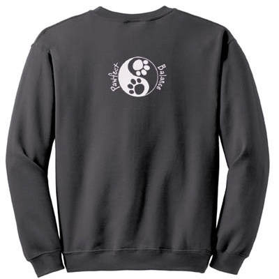 Dog Lover Yin Yang Sweatshirt