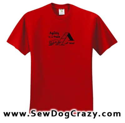 A-frame Border Collie Shirts