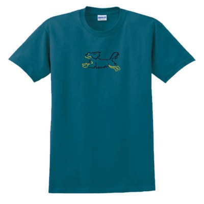 CKCS Agility Embroidered T-Shirt