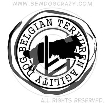 Belgian Tervuren Agility Apparel