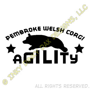 Agility Pembroke Welsh Corgi Apparel