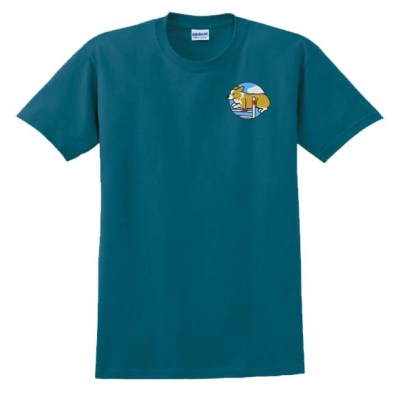 Cute Corgi Agility T-Shirt