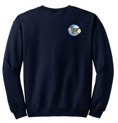 Cool Swedish Vallhund Agility Sweatshirt