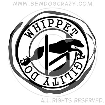 Whippet Agility Shirts