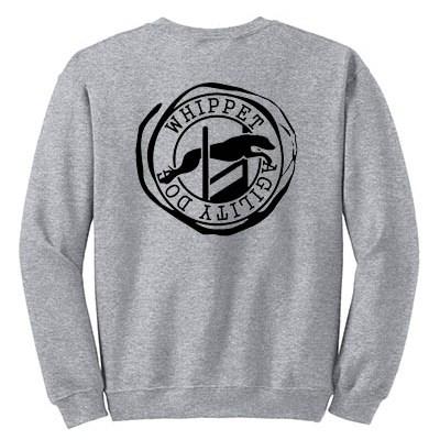 Whippet Agility Sweatshirt