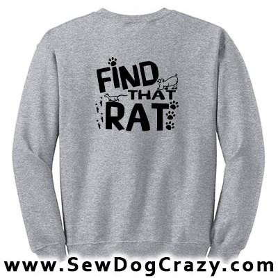Barn Hunt Sweatshirts