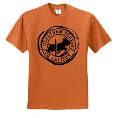 Sealyham Terrier Agility T-Shirt