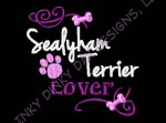 Sealyham Terrier Embroidery Apparel