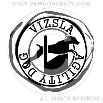 Vizsla Agility Shirts