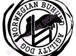 Norwegian Buhund Agility Apparel
