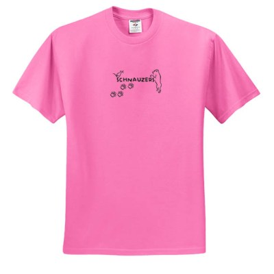 Schnauzer Ratting T-Shirt