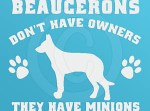 Funny Beauceron Decals