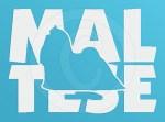 Cool Maltese Vinyl Decal