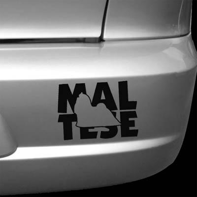 Maltese Decals