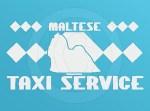 Maltese Taxi Decal