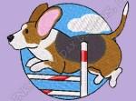 Cartoon Basset Hound Agility Gifts