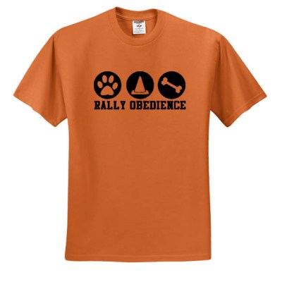 Rally Obedience T-Shirt