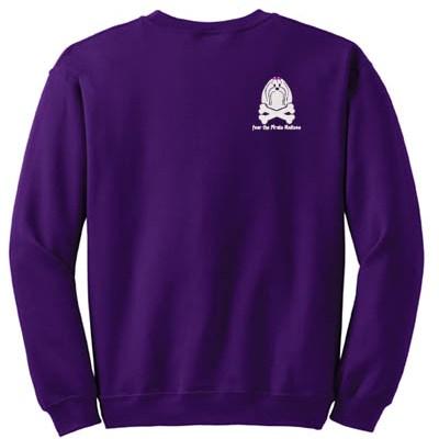 Funny Pirate Maltese Sweatshirt