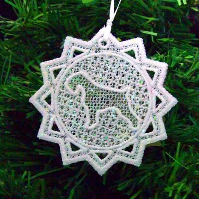 Schnauzer Ornaments