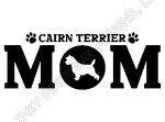 Cairn Terrier Mom Apparel
