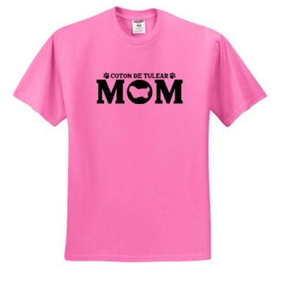 Coton de Tulear Mom Shirt