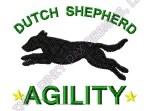Embroidered Dutch Shepherd Apparel