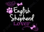 Pretty English Shepherd Apparel