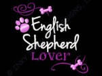 Pretty English Shepherd Apparel