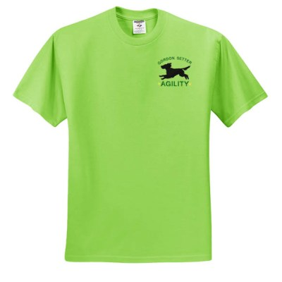 Gordon Setter Agility T-Shirt