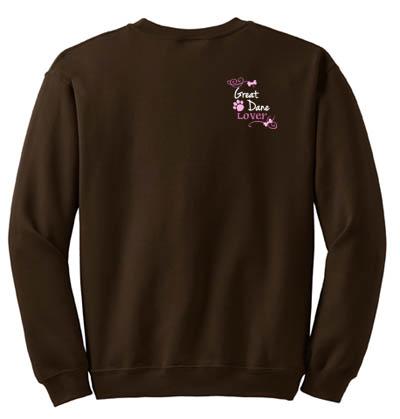 Great Dane Lover Sweatshirt