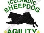 Icelandic Sheepdog Agility apparel