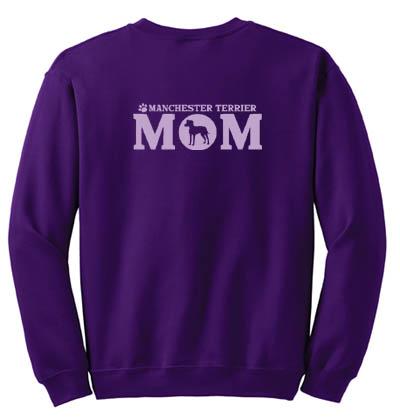 Manchester Terrier Mom Sweatshirt