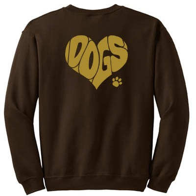 Love Dogs Sweatshirt