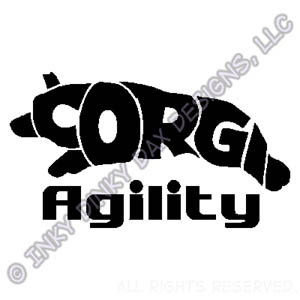 Awesome Corgi Agility Gear