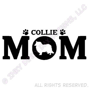 Collie Mom Gifts