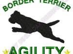 Agility Border Terrier Gifts