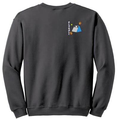 Embroidered Flyball Sweatshirt